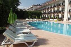 RIOS BEACH (EX. EGE MONTANA, INTERSPORT HOTEL) 3*, Кемер, Турция