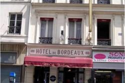 BORDEAUX 2*, Париж, Франция