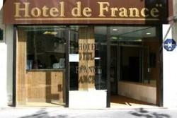 HOTEL DE FRANCE GARE DE LYON BASTILLE 2*, Париж, Франция