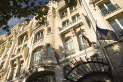 PARIS MARRIOTT HOTEL CHAMPS ELYSEES