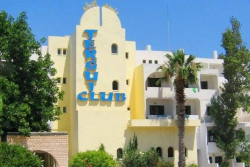 CLUB TERGUI 3*, Сусс, Тунис