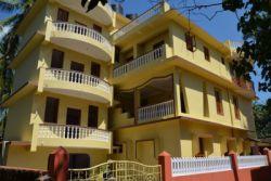 THOMAS HOUSE 1*, Север Гоа, Индия