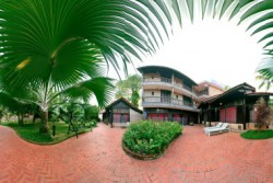 SIM GARDEN RESORT & SPA