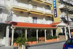 GRAND BLUE HOTEL 2*, Пиерия, Греция