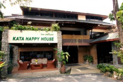 KATA HAPPY HOUSE RESORT 3*, Пхукет, Таиланд