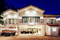 CAEMILLA VILLA BEACH BOUTIQUE HOTEL 3*, Боракай, Филиппины