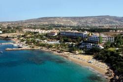 CORAL BEACH HOTEL & RESORT 5*, Пафос, Кипр