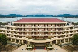 SANYA YUHUAYUAN SEAVIEW HOTEL 4*, Хайнань, Китай