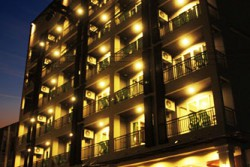 AZURE HOTEL BANGLA (EX. RCB PATONG) 3*, Пхукет, Таиланд
