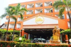 SKAW BEACH HOTEL 2*, Паттайя, Таиланд