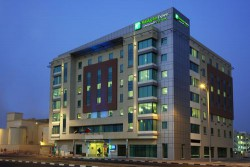 HOLIDAY INN EXPRESS DUBAI AIRPORT 2*, Дубай, ОАЭ