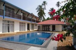 SUNSET BEACH MOTEL 2*, Негомбо, Шри-Ланка