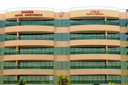 DUNES HOTEL - AL MUHAISNAH APT