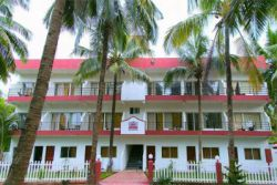MORJIM GRAND INN (EX. NEW MORJIM CLUB RESORT) 3*, Север Гоа, Индия
