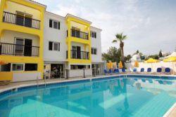 CLEOPATRA HOTEL & ANNEX 3*, Айя Напа, Кипр