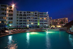 AQUAMARINA BEACH HOTEL 3*, Канкун, Мексика