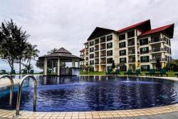 BORNEO BEACH VILLAS 4*, Калимантан, Малайзия
