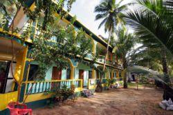 CAMILOS INN GH 1*, Север Гоа, Индия