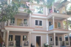 IVON GUEST HOUSE 1*, Север Гоа, Индия