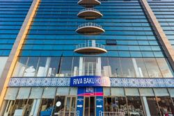 RIVA HOTEL 3*, Баку, Азербайджан