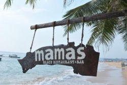 MAMAS CORAL BEACH