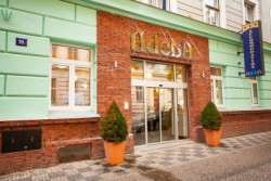 ADEBA 3*, Прага, Чехия