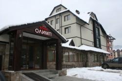 OLYMP 3*, Горн.лыжи, Болгария