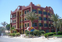 SUN & SEA HOTEL 3*, Хургада, Египет